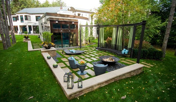 Contemporary Steel Lounge