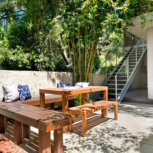 Contemporary Terrace in Prestige Forest Lodge Enclave
