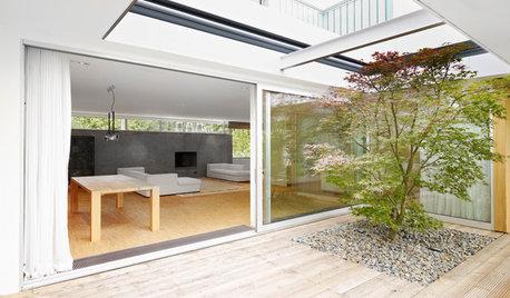 Mehr Wohnraum und ein Garten – alles auf dem Dach eines Bungalows