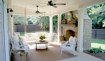 Cook Outdoor Living Space