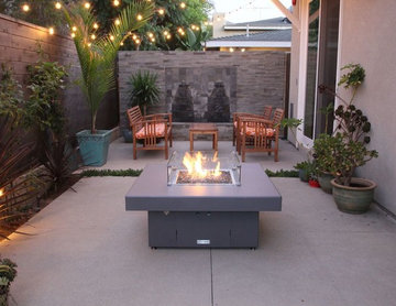 Cooke Santa Barbara Fire Pit Table