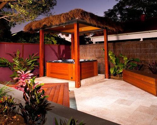 Bali Hut Home Design Ideas Renovations Photos