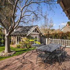 Craftsman Patio by Dennis Mayer, Photographer