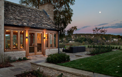 Houzz Tour: Sophisticated Updates for a Traditional English Home