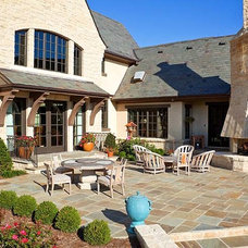 Traditional Patio by Holthaus Building, Inc.
