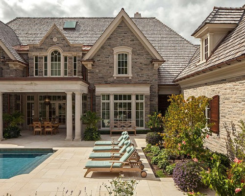 Stone Window Trim Ideas, Pictures, Remodel and Decor
