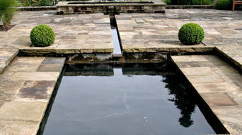 Country House Garden, Haslemere, Surrey