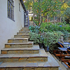 contemporary patio by Mark Dodge Design