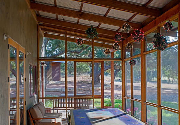 Traditional Patio by Craig McMahon Architects, Inc.