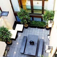 Contemporary Patio by Design-OD