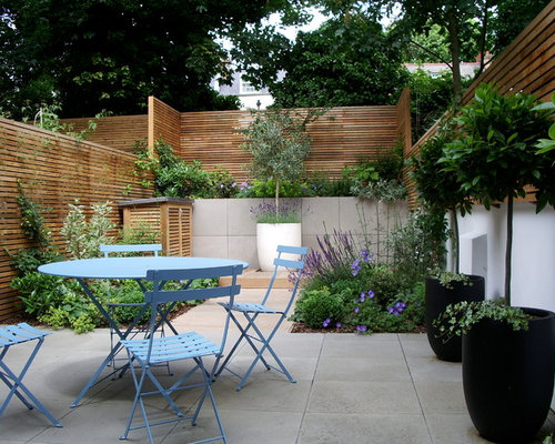 Courtyard garden design houzz for Courtyard garden designs