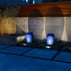 Contemporary Patio by INARAY Design Group
