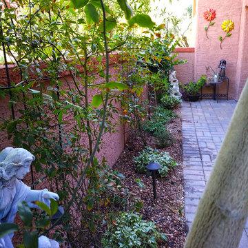 Courtyard Redo