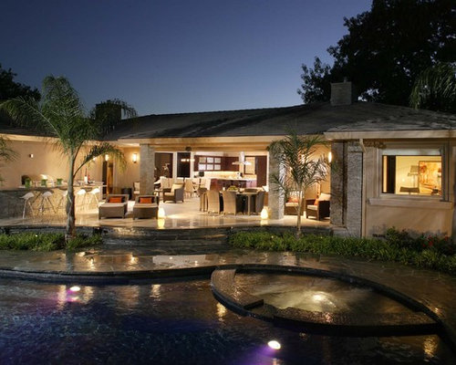 Curved Patios Home Design Ideas Pictures Remodel And Decor