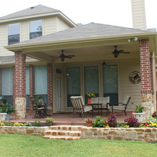 Traditional Patio by Archadeck of Fort Worth