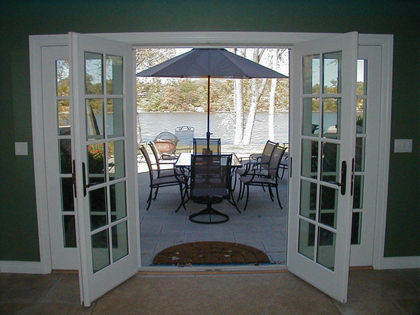 Craftsman Patio by Residential Designed Solutions