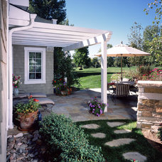 Traditional Patio by Parrish Construction