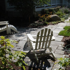 Traditional Patio by Proscape LLC