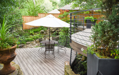 Before and After: 4 Yards Transformed by Decks and Patios