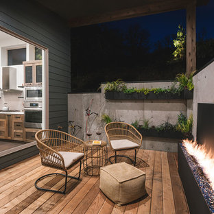 75 Beautiful Rustic Patio Pictures Ideas February 2021 Houzz