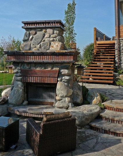 Craftsman Landscape by Duguid Design - DDLA Design