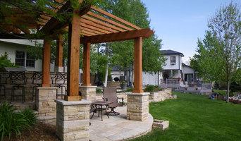 Cultured Stone Patio w/Pergola - Fort Collins, CO