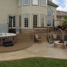 Patio by Rolling Ridge Deck & Outdoor Living Co.