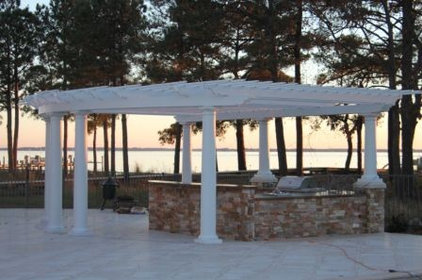 Traditional Gazebos by Joyful Builder Design Services