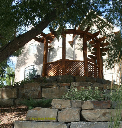 Traditional Patio by Your Space By Design