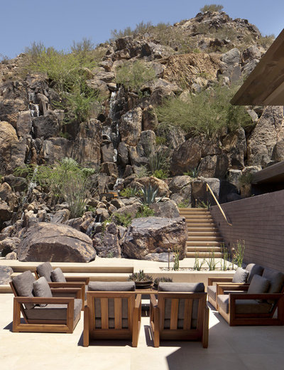 American Southwest Patio by SWABACK pllc