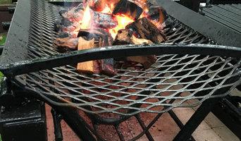 Custom Argentinian BBQ
