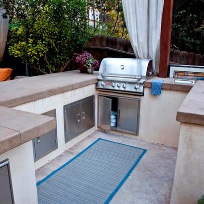 Custom Built-in Barbecue (bbq) With Ampl Design Ideas, Pictures ...