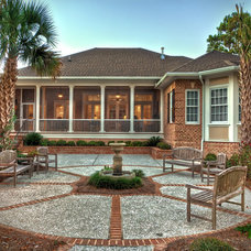 Traditional Patio by Suiter Construction Company, Inc.