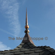 Patio by The Metal Shoppe, Custom Metal Design, Fabrication