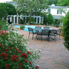 Traditional Patio by City Beautiful Landscaping