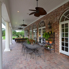 Traditional Patio by A-Design By Gustavo Arredondo, Inc.