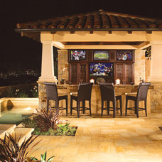 traditional patio by Dreamscapes By M.G.R.