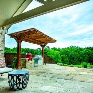 Idee per un patio o portico classico