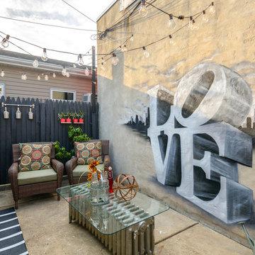 Custom Philly Homes- Concrete Jungle