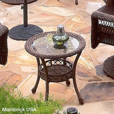 Traditional Patio Customer's