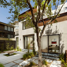 Contemporary Patio by Kerman Morris Architects, LLP
