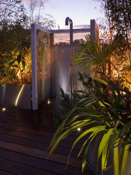 Dallington United Kingdom  city photos gallery : Tropical United Kingdom Outdoor Design Ideas, Remodels & Photos