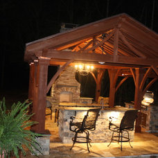 Traditional Patio by My Outdoor Rooms