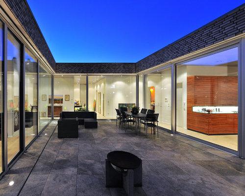 Photos D 39 Architecture Et Id Es D Co De Fa Ades De Maisons De Plain Pied Hambourg