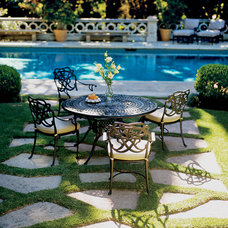 Traditional Patio by Brown Jordan