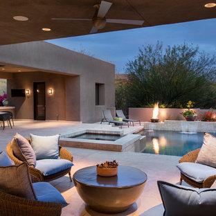 Southwest patio photo in Phoenix