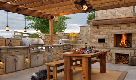 What to Know About Adding an Outdoor Kitchen