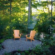 Contemporary Patio by Westover Landscape Design, Inc.