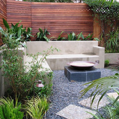 contemporary patio by debora carl landscape design