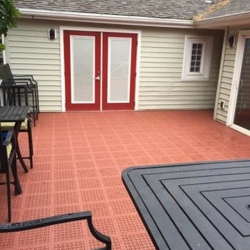 Deck and Patio Flooring